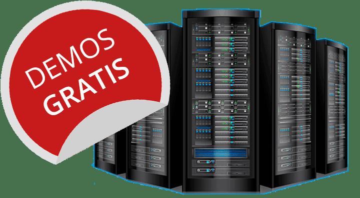 servidores cloud demos gratis