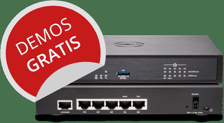 seguridad informática empresas firewalls