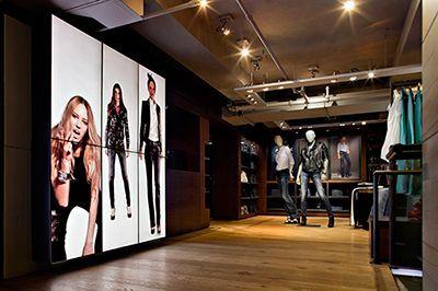cartelería digital comercio retail