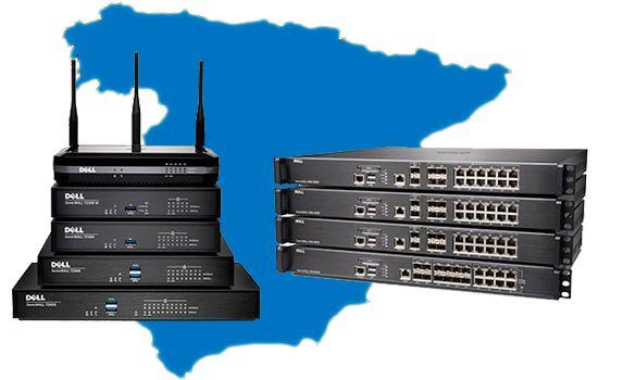 sonicwall pago por uso - firewalls españa