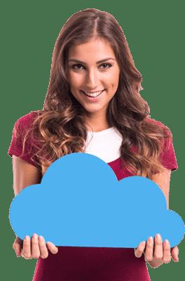servidores cloud chica portada