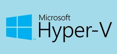 virtualización de servidores hyper-v