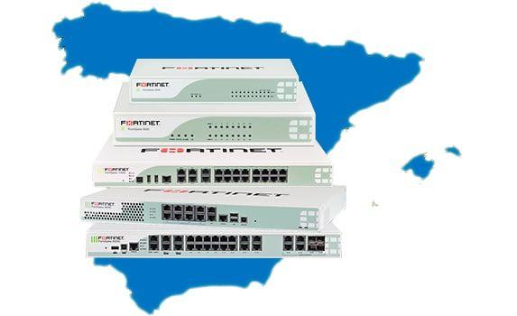 seguridad informática empresas firewalls españa