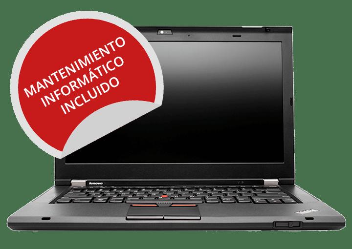 alquiler ordenadores portátiles mantenimiento informatico