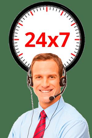 técnico de soporte informático telefónico helpdesk call center